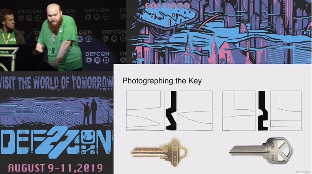 Конференция DEFCON 27. Изготовление дубликатов механических ключей с ограниченным доступом. Часть 2 - 8
