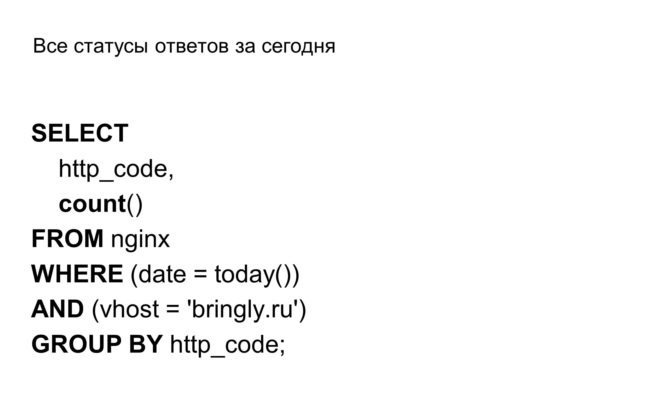 Логирование и трассировка запросов — лучшие практики. Доклад Яндекса - 18