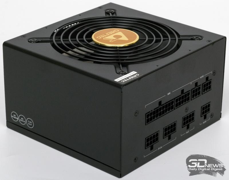 Новая статья: Обзор блока питания Chieftec Polaris 750W: модульное «золото»