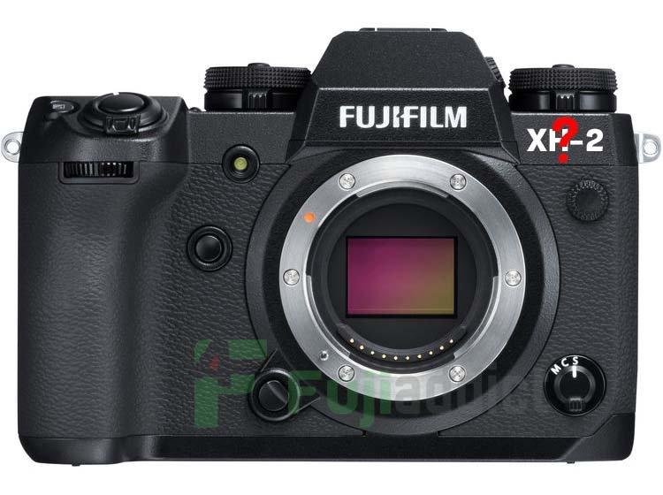 Разработка Fujifilm X-H2 не была отменена