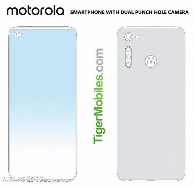 Так выглядит новая Motorola