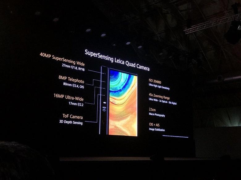 Улучшенные петли, Kirin 990, 5G и полное отсутствие сервисов Google за 2500 евро. Представлен флагман Huawei Mate Xs
