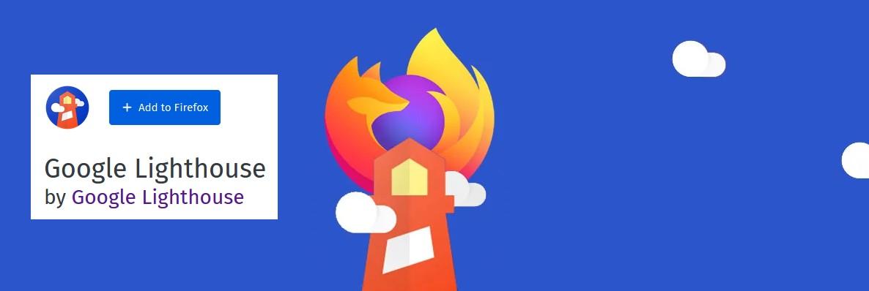 Google выпустила дополнение Lighthouse для тестирования скорости загрузки и аудита веб-страниц на Firefox - 1