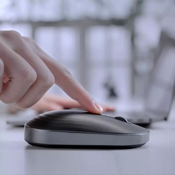 Xiaomi представила клавиатуру и мышь для самых ленивых