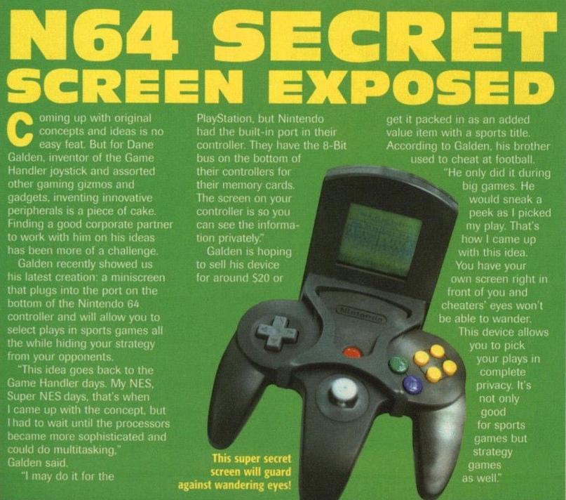Чем же играть на Nintendo 64? - 10