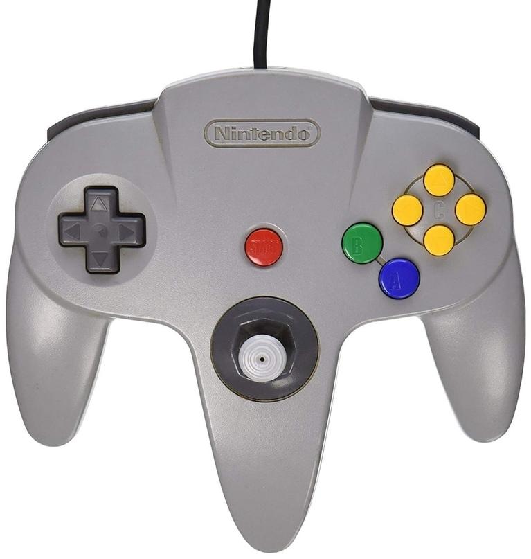 Чем же играть на Nintendo 64? - 2