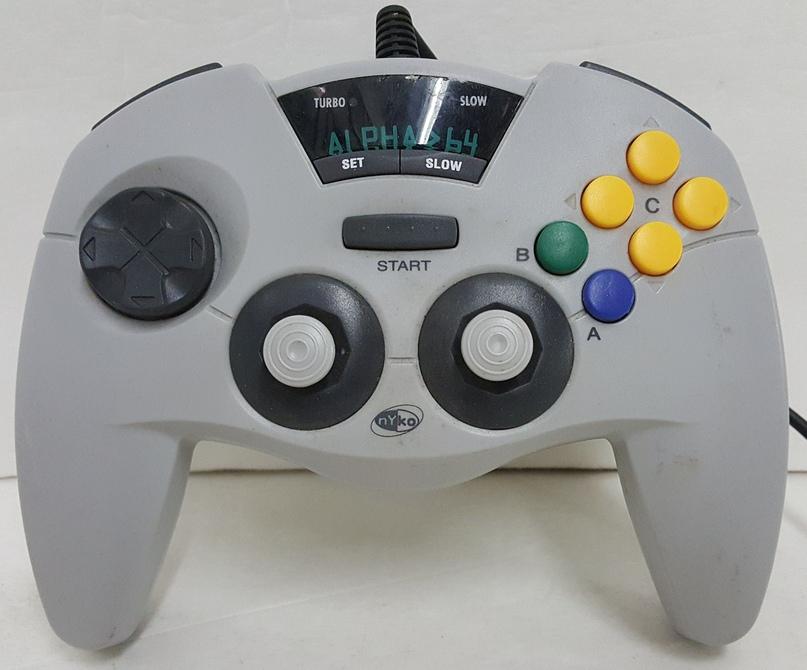 Чем же играть на Nintendo 64? - 8