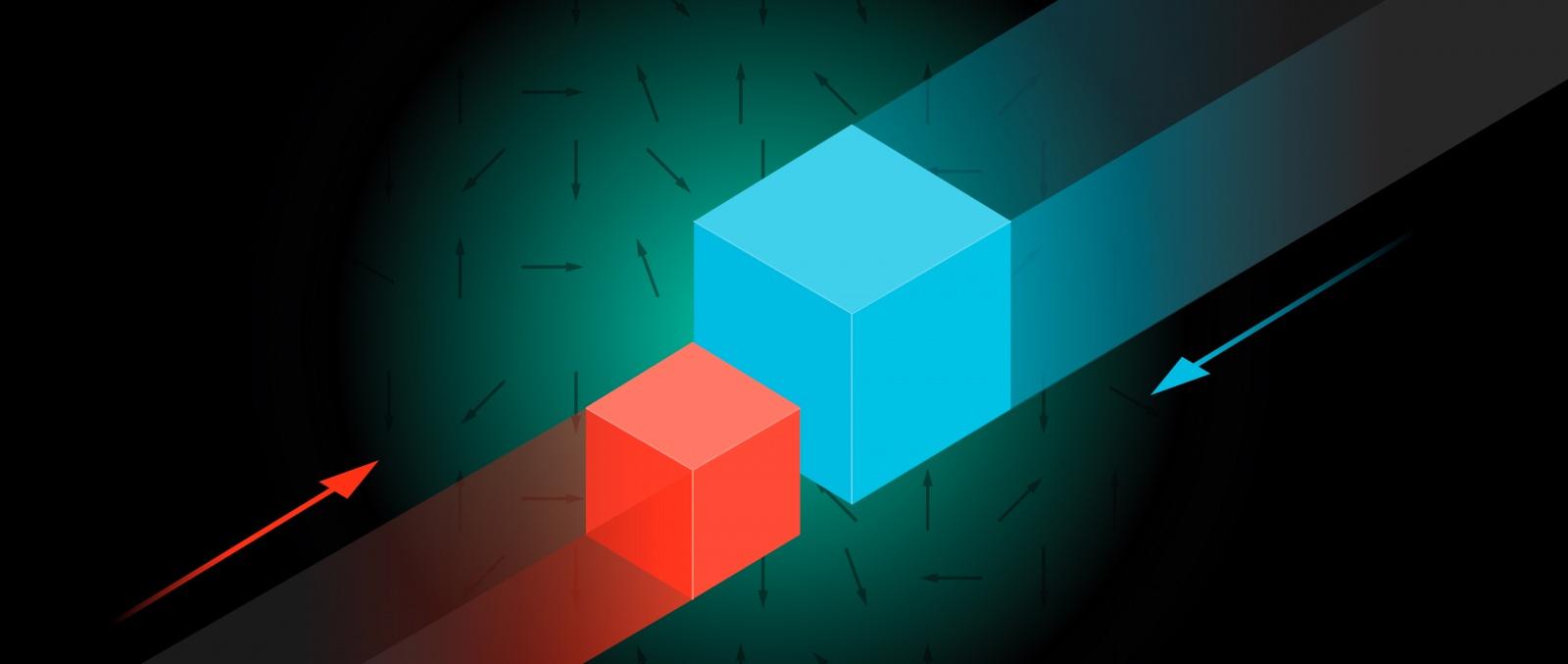 Как π объединяет сталкивающиеся блоки и квантовый алгоритм поиска - 1
