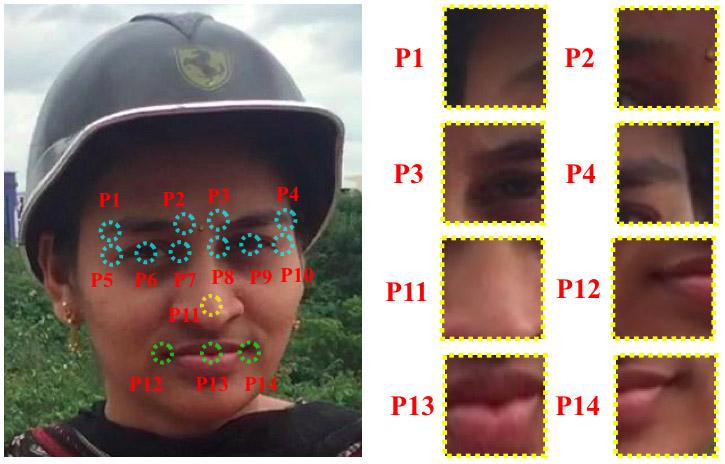 Медицинская маска больше не спасает от распознавания лица - 5