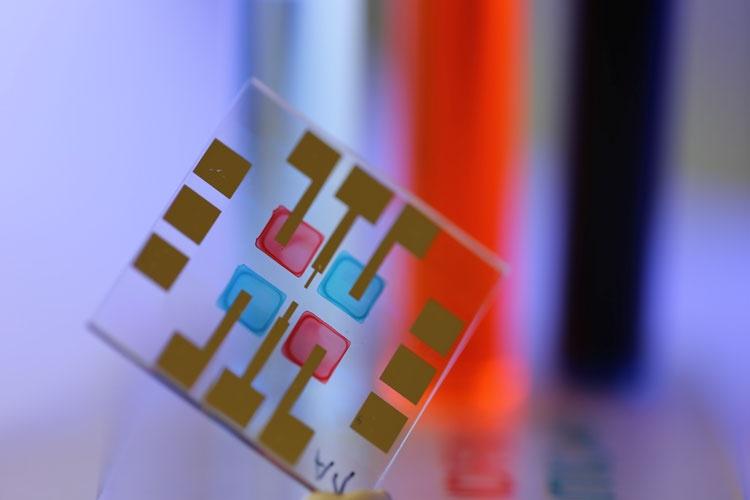 Печатная электроника добралась до органических фотодетекторов