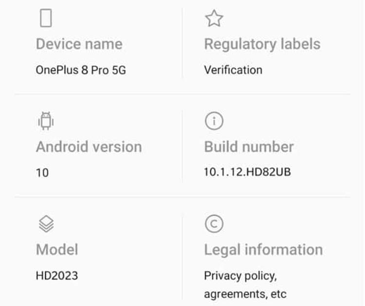 Процессор Snapdragon 865 и 120-Гц дисплей: раскрыто оснащение смартфона OnePlus 8 Pro 5G