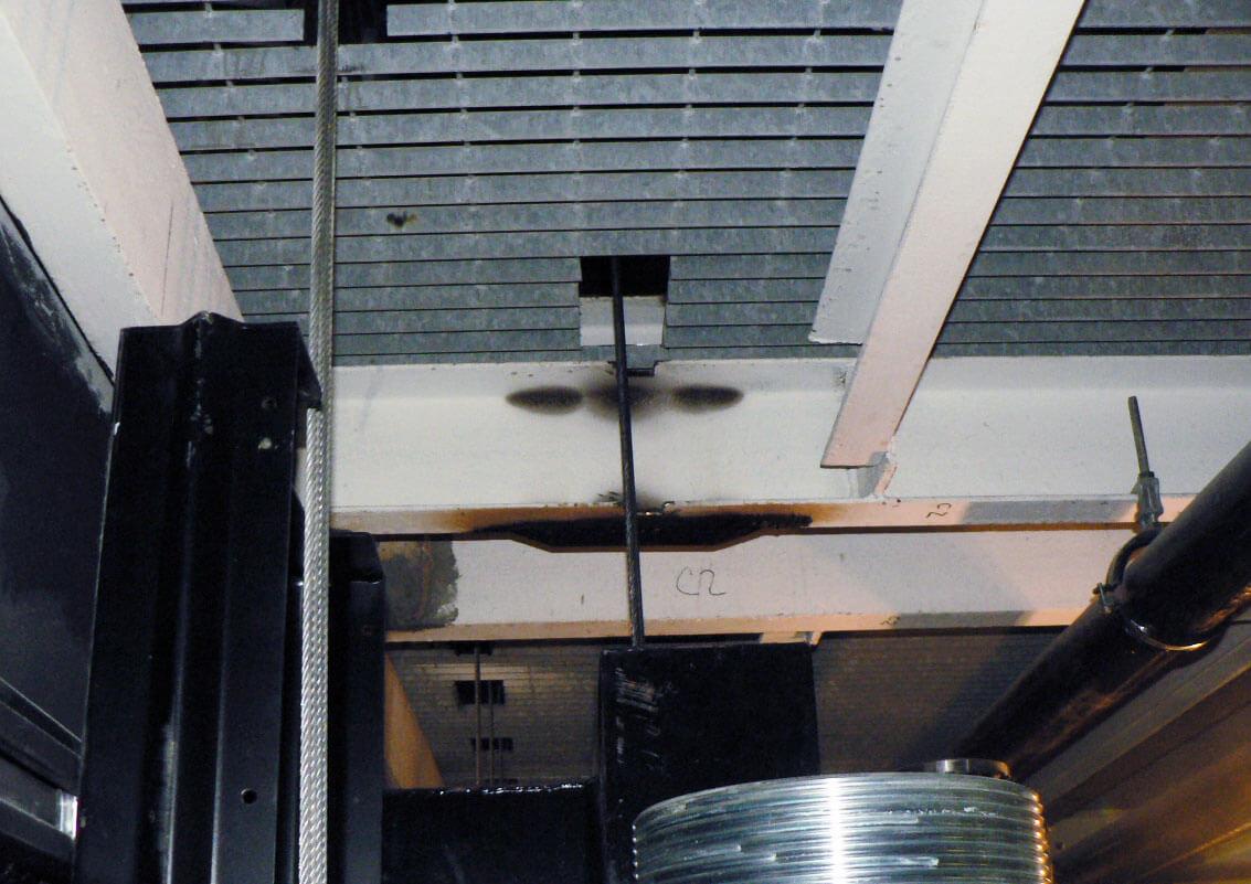 Доработка технологических металлоконструкций в театре