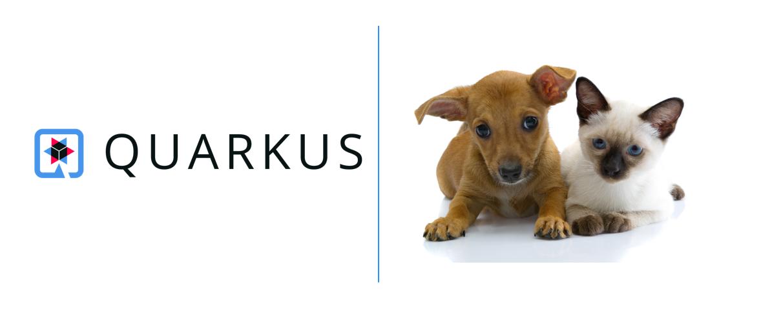 Quarkus: Сверхзвуковая субатомная ветклиника - 1