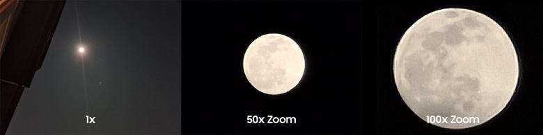 Samsung не стоило показывать 100-кратный зум Galaxy S20 Ultra на примере Луны