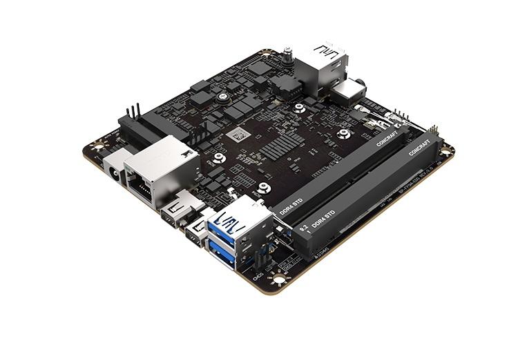 Sapphire выпустит мини-компьютеры NUC на базе Ryzen Embedded