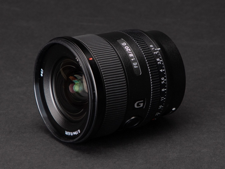 Sony представила ультраширокоугольный высококлассный объектив FE 20 мм f/F1,8 G за $900