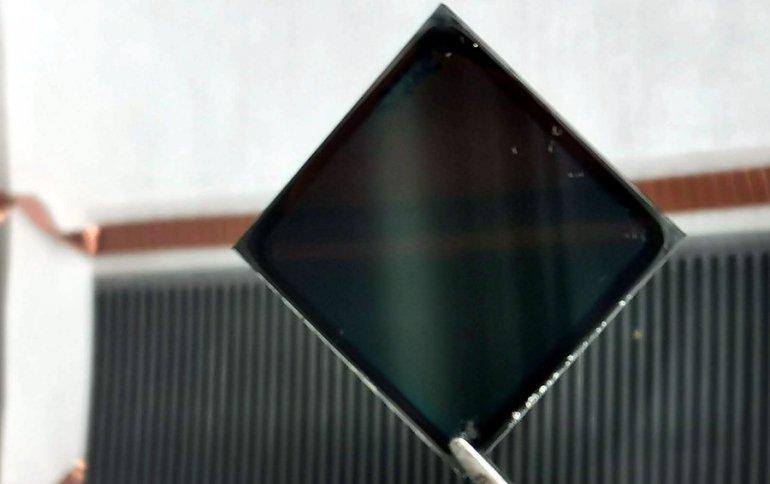 Эффективность тонкопленочных солнечных элементов довели до уровня кристаллических