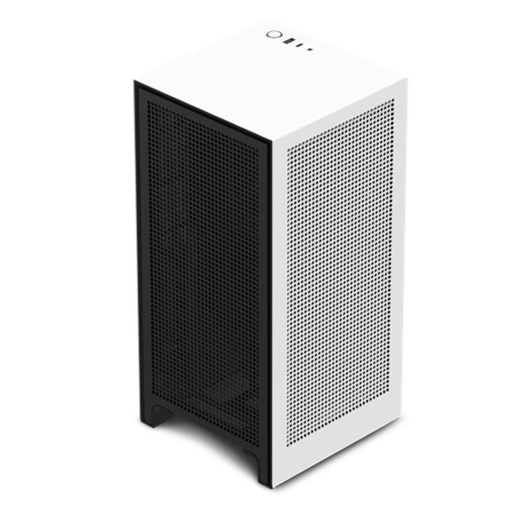 Компактный компьютер NZXT BLD H1 оснащён чипом Intel Core i9