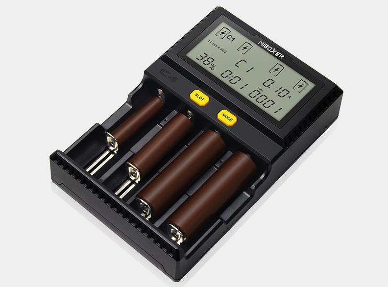 Ловим деградацию аккумуляторов АА и ААА при токах в 0.3 от емкости - 4