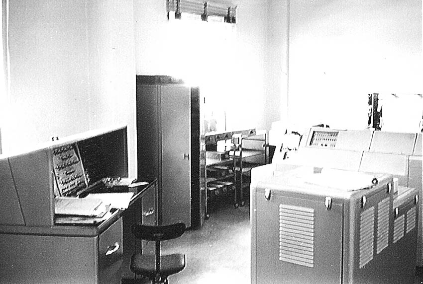 Первые компьютеры в Восточной Африке - 7