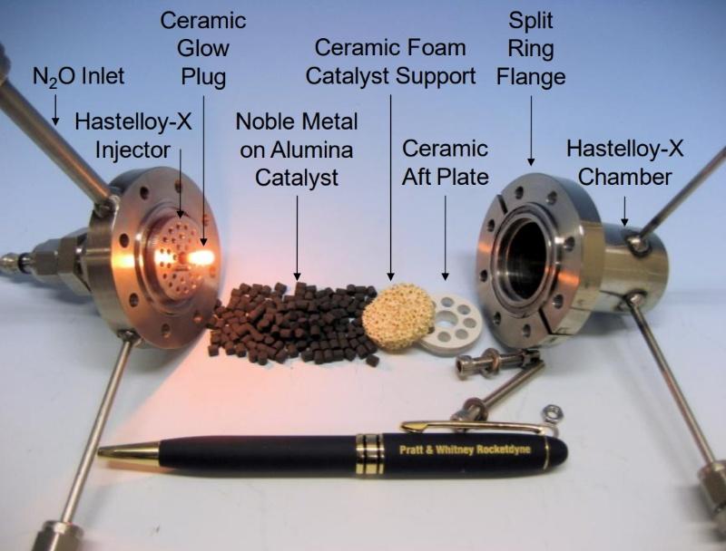 Пламенные и ледяные моторы спутников - 10