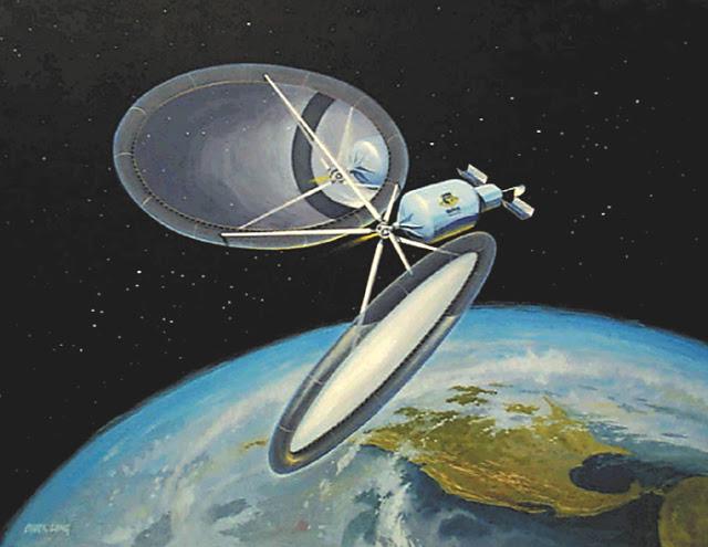 Пламенные и ледяные моторы спутников - 19
