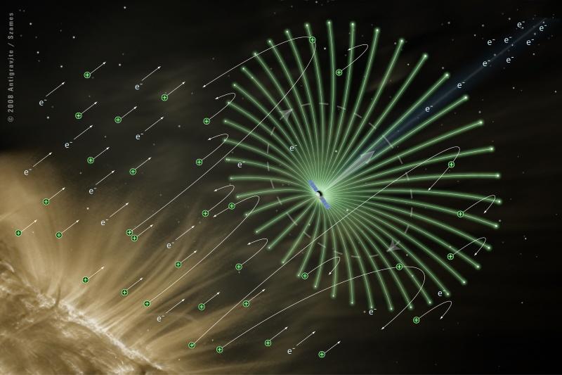 Пламенные и ледяные моторы спутников - 21