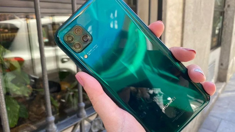 Представлен Huawei P40 Lite: производительная платформа, квадрокамера, дизайн, как у iPhone, но без сервисов Google