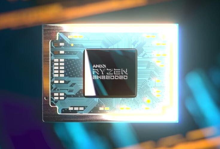 Серию процессоров AMD Ryzen Embedded R1000 пополнили модели R1305G и R1102G