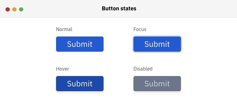 Стилизация старого доброго элемента button - 6