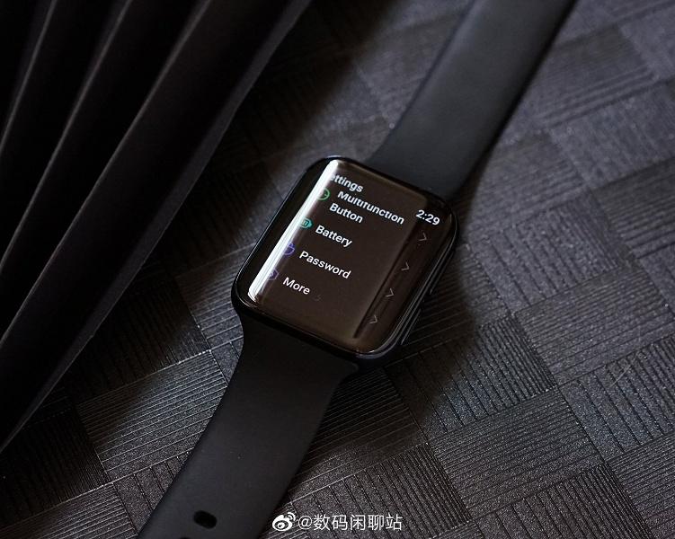 Умные часы Oppo с датчиком ЭКГ и функцией звонков вживую выглядят еще лучше, чем на рендерах