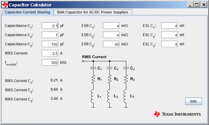 Утилита Power Stage Designer — инструмент разработчика силовой электроники - 11