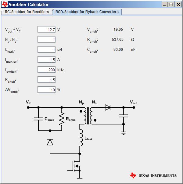 Утилита Power Stage Designer — инструмент разработчика силовой электроники - 19