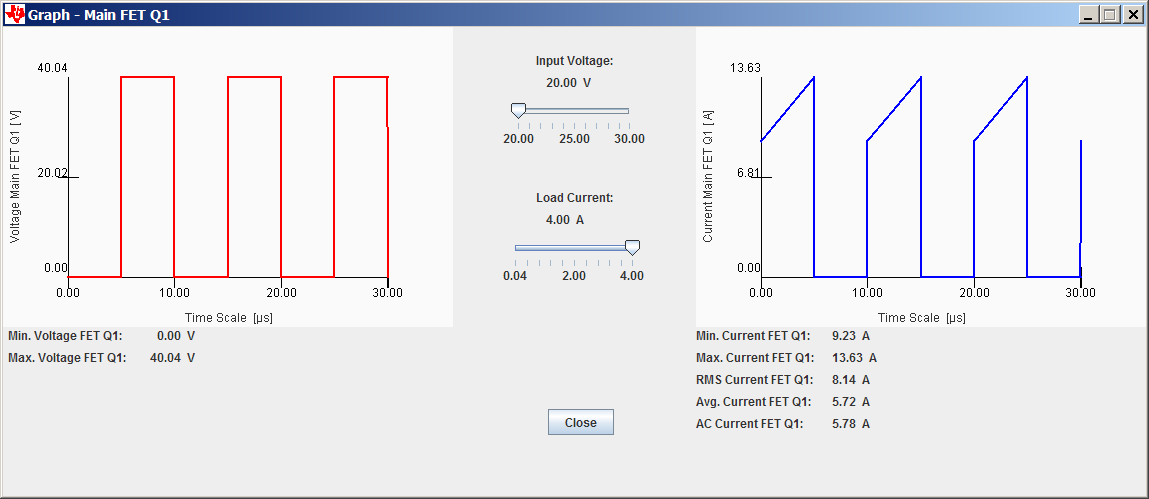 Утилита Power Stage Designer — инструмент разработчика силовой электроники - 3