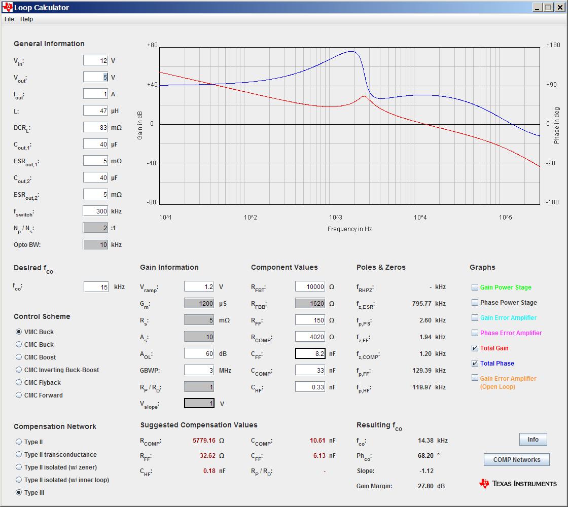 Утилита Power Stage Designer — инструмент разработчика силовой электроники - 4