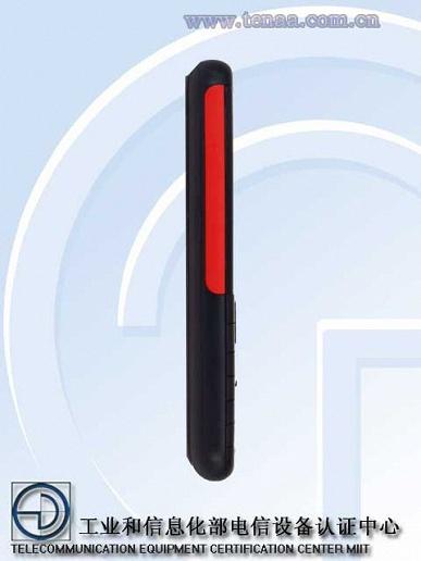 Возрождение легендарной Nokia 5310 XpressMusic. Новый телефон Nokia выполнен в том же стиле
