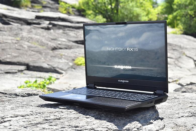 Eurocom Nightsky RX15 — когда объём хранилища в ноутбуке вдвое больше, чем в самом дорогом Mac Pro