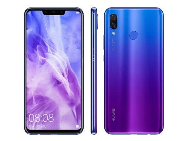 Huawei Nova 3, Nova 3e, Enjoy 10 и Honor Play 8A получили Huawei Mobile Services