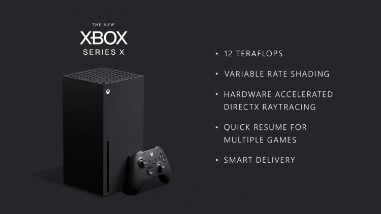 Microsoft Xbox Series X сможет возобновлять игры с паузы даже после перезагрузки