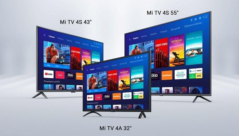 Цены на умные телевизоры и смартфоны Xiaomi урезаны в России