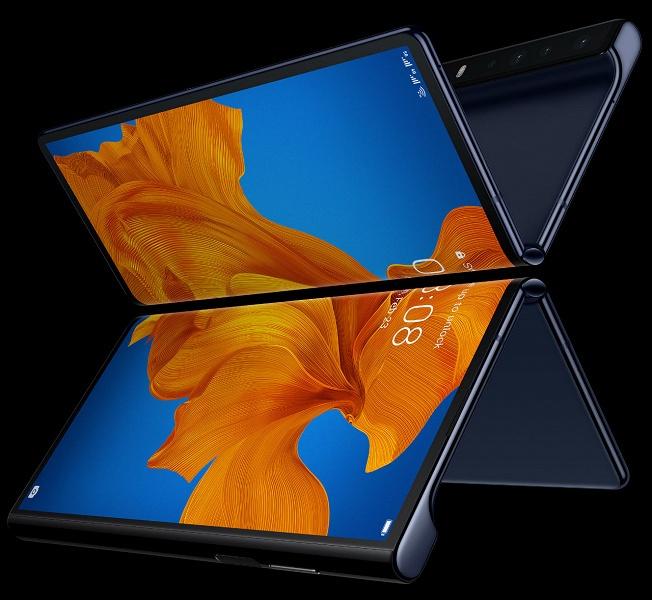 Дорогой гибкий флагман Huawei Mate Xs произвел фурор