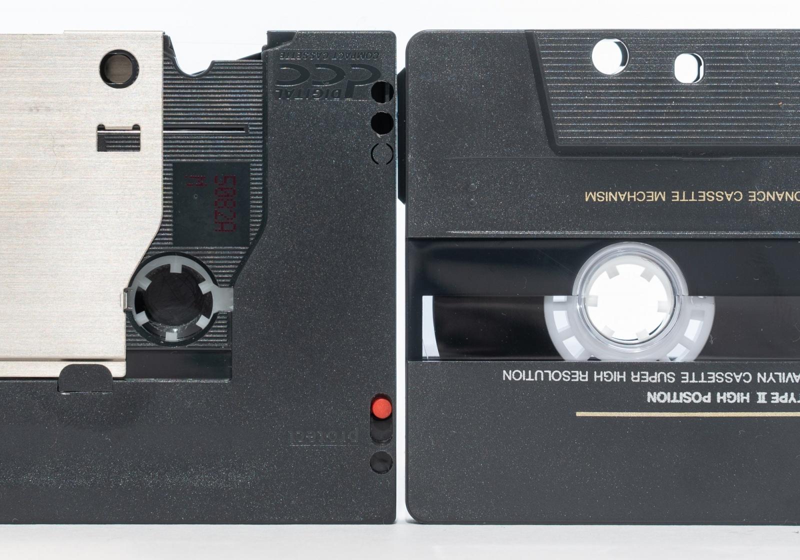 Древности: цифровая кассета как аудиофильский формат - 2