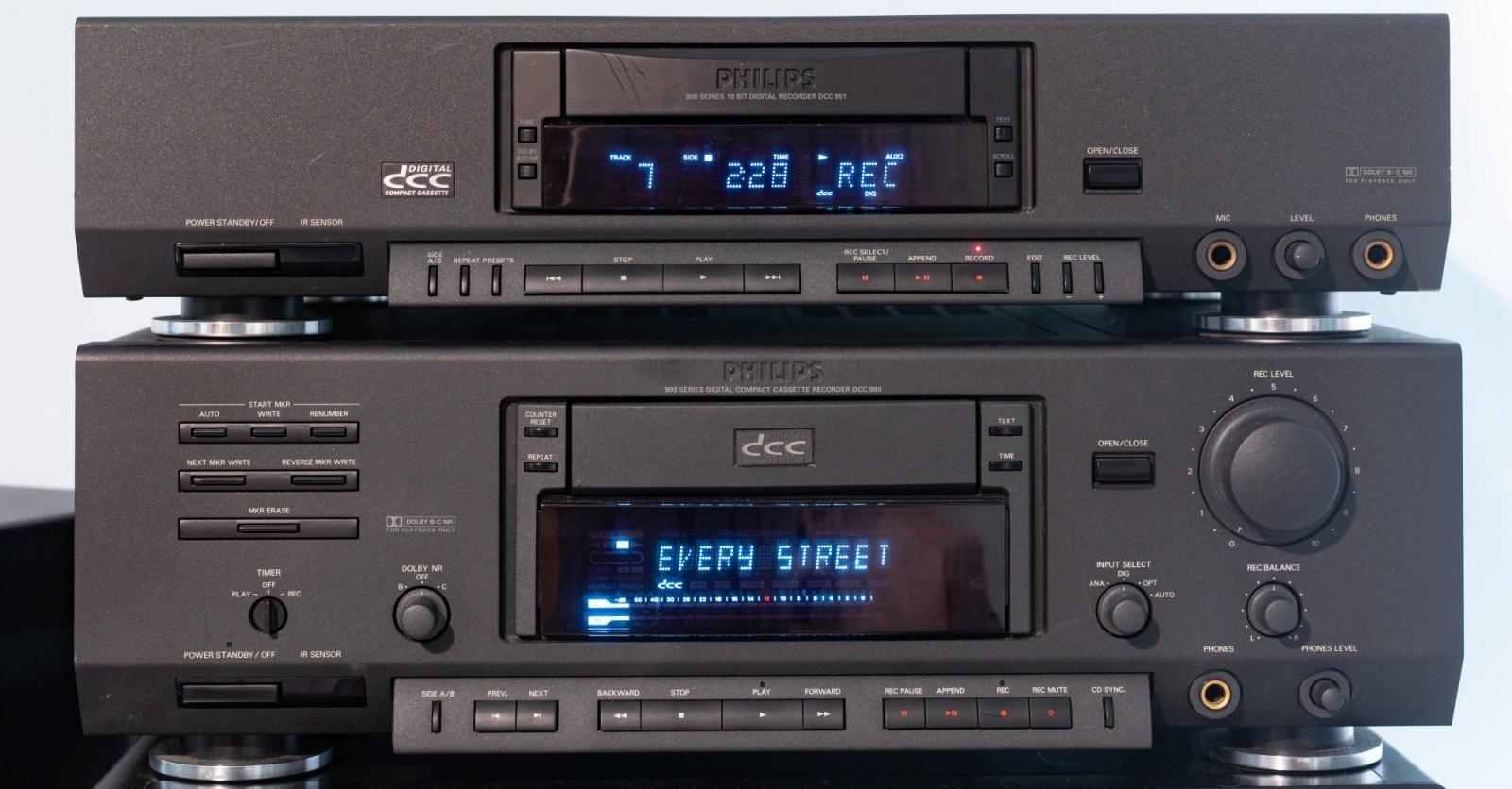 Древности: цифровая кассета как аудиофильский формат - 3