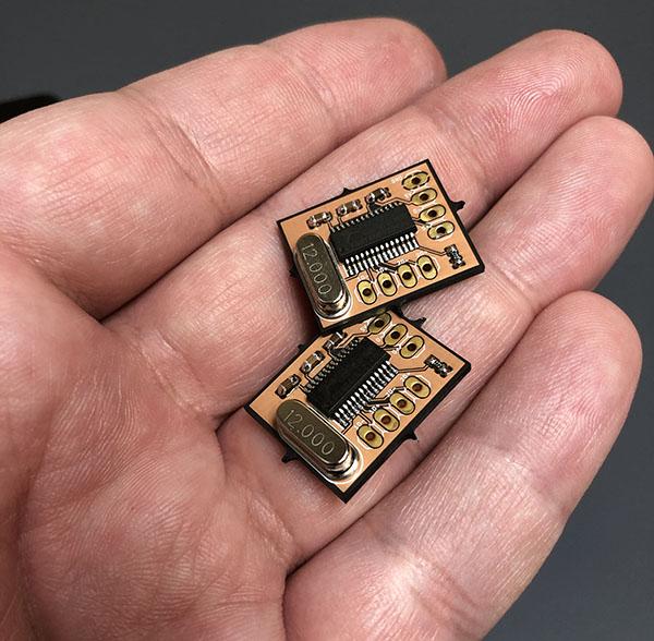 Лёгкий способ сделать крохотный USB-хаб для Raspberry Pi - 10