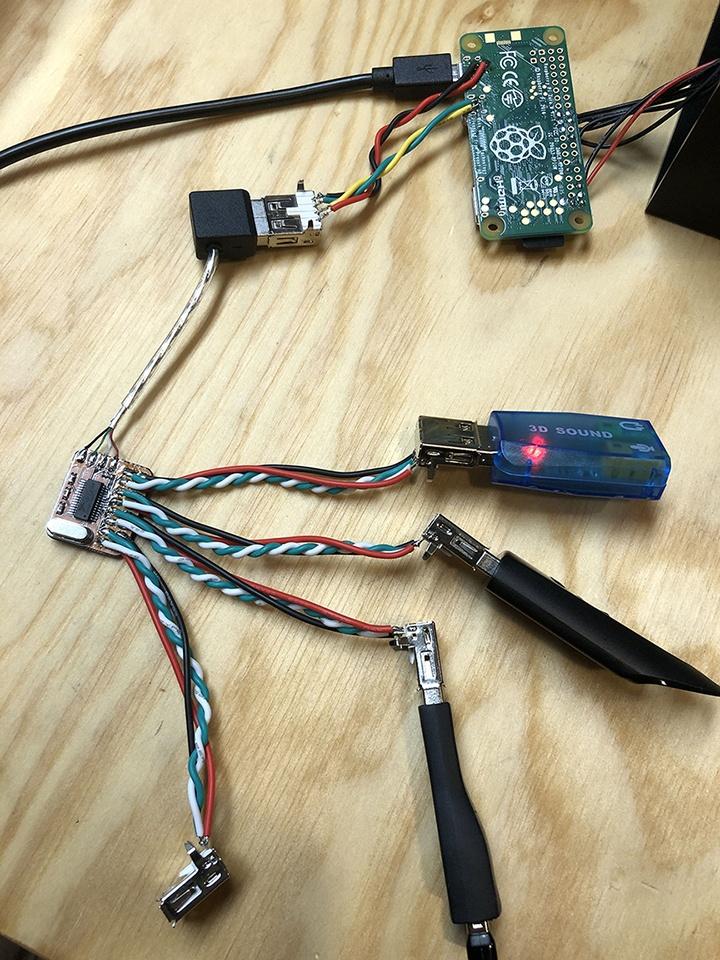 Лёгкий способ сделать крохотный USB-хаб для Raspberry Pi - 13