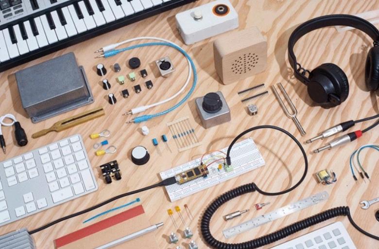 Микрокомпьютер Daisy предназначен для создания музыкальных инструментов и звукового оборудования