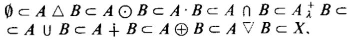 Нечёткая математика. Основы нечётких множеств - 64