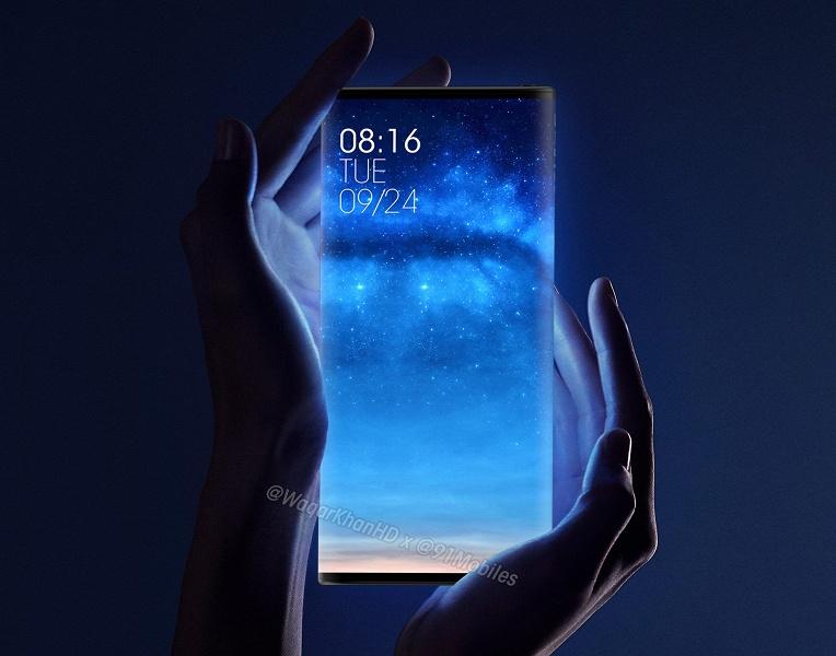 Так вот ты какой, Xiaomi Mi Mix 4. Почти как рекордно дорогой Xiaomi Mi Mix Alpha, но попроще