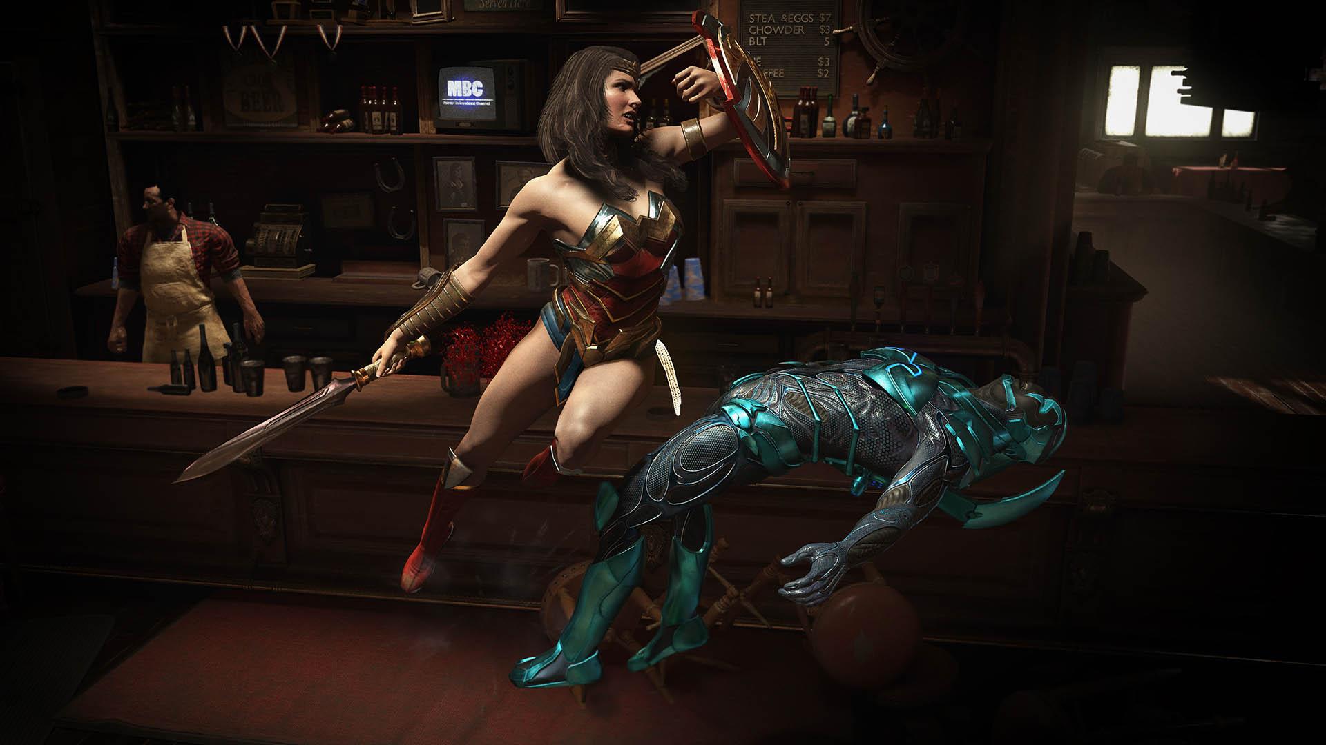 Травмирующая культура кранчей в студии-разработчике серии «Mortal Kombat» - 4