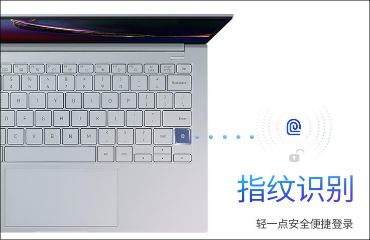 Samsung представила в Китае ультрабук Galaxy Book Ion 2020